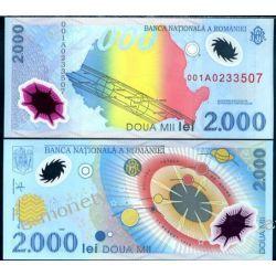 Rumunia 2000 LEI 1999