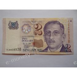 Singapur 2 DOLLARS 1999 1916 - 1924 marki i ruble