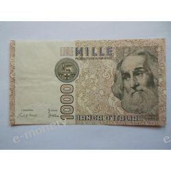 Włochy 1000 LIRÓW 1982