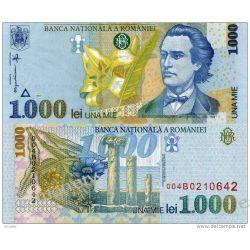 Rumunia 1000 LEI 1998 Europa
