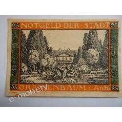 Niemcy 25 Pfennig 1922 - st. bdb. 1919 - 1939 złote