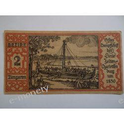 Niemcy 50 Pfennig 1921 - dobry Pieniądz papierowy