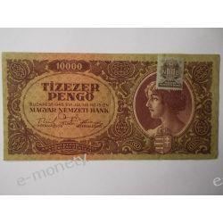 Węgry 10 000 PENGO 1945 Europa