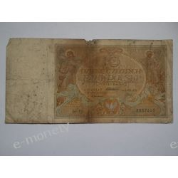 Polska 10 ZŁOTYCH 1929 s.III/IV Pieniądz papierowy