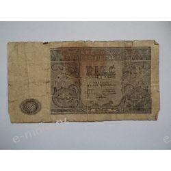 Polska 5 ZŁOTYCH 1946 s.V Pieniądz papierowy