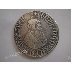 Śląsk TALAR 1542 - FRYDERY Numizmatyka