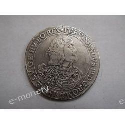 Talar 1652 Ferdynand II- Austria Numizmatyka