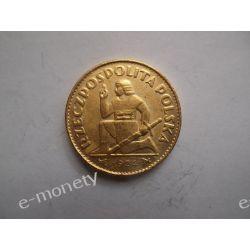 50 złotych 1924 Klęczący Rycerz  Numizmatyka