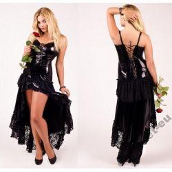 seksowna sukienka  XXXXL 4XL 54 56 puszystej duża