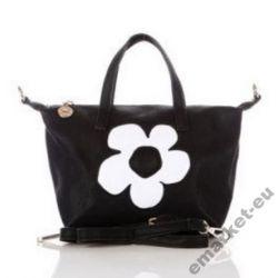 Oryginalna torebka torba z kwiatkiem nowa monda