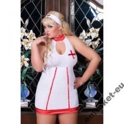 pielęgniarka XXXL 46/48 50/52 54/56 dla puszystej