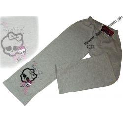 Monster High spodnie szare 146 cm Mattel ZIMA