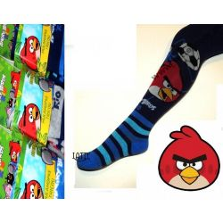 Angry Birds rajstopki rajtuzki granat 128-134cm