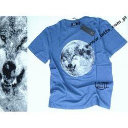 Wilk Grey Wolf T-shirt BAWEŁNA roz.XXL SFORA!!!