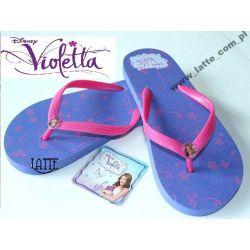 Violetta DISNEY japonki klapki 35-36 BASEN