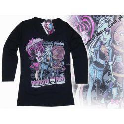 Monster High bluzka czarna 152 cm Mattel BAWEŁNA