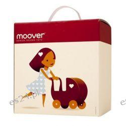 Effii. Moover mini wózek dla lalek - czerwony