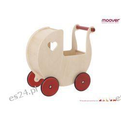 Effii. Moover wózek dla lalek - naturalny