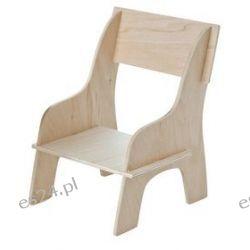 Franck&Fischer Krzesło do sklejenia dla lalki
