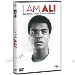 I am Ali. Człowiek, który został legendą [DVD] (DVD) - Clare Lewins