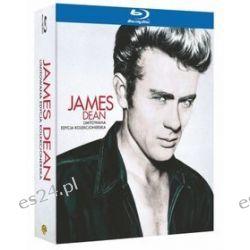 James Dean: Pakiet 3 filmów. Wydanie kolekcjonerskie (3 Blu-ray + 3 DVD) (Blu-ray Disc/DVD) - różni