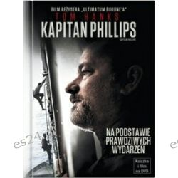 Kapitan Phillips (druk/DVD) - Paul Greengrass