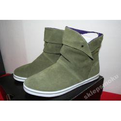 Buty DC Shoe AURA rozmiar 38.5 / 24.5 cm