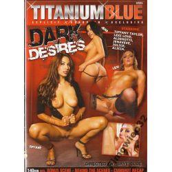 Titanium Blue - Dark Desires BDSM oral wytryski