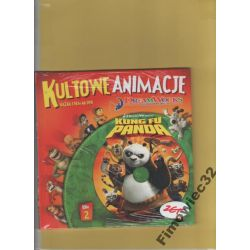 * kultowe animacje kung fu panda