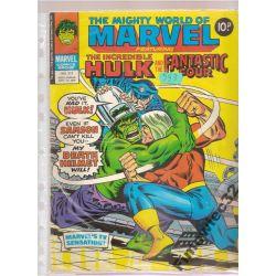 MARVEL THE INCREDIBLE HULK SEP .13, 1978