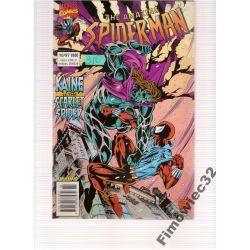 THE AMAZING SPIDER-MAN 10/97 KAINE vsSCARLET