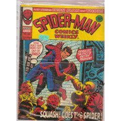 SPIDER -MEN No.87  DEC. 27 ,1974