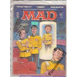 MAD INVADERS APR. 83 No252