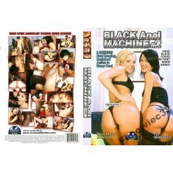 Black Anal Machine 2