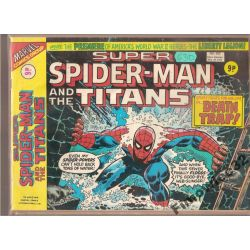SUPER SPIDER-MEN AND THE TITANS DEC 29,1976