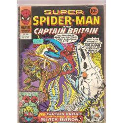 SUPER SPIDER-MEN AND CAPTAIN BRITAIN AUG.17,1977