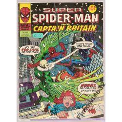 SUPER SPIDER-MEN AND CAPTAIN BRITAIN SEP.14,1977