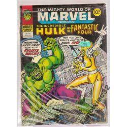 MARVEL THE INCREDIBLE HULK DEC .6 , 1978