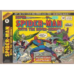 SUPER SPIDER-MEN WITH THE SUPER-HEROES SEP 29,1976