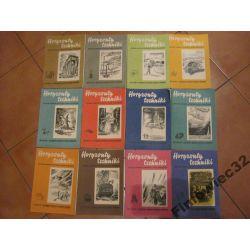 Horyzonty Techniki 1957 cały rocznik - 12 numerów