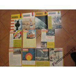 Horyzonty Techniki 1969 cały rocznik 12 numerów