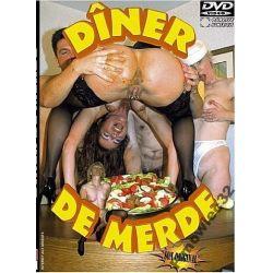 Diner de Merde Scat piss obiad z piekła obejrzysz?