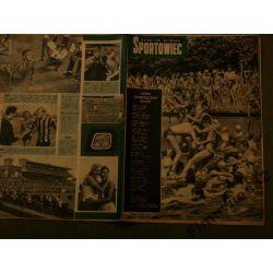 Sportowiec 27/ 1961 biegi Folk skoki Jóźwiakowska
