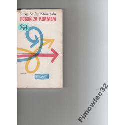 pogon za adamem j.s.stawinski czytelnik1964 mo str