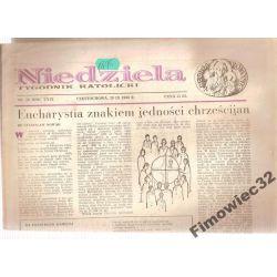 NIEDZIELA TYGODNIK KATOLICKI 28.IX.1986