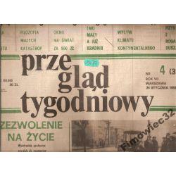 PRZEGLĄD TYGODNIOWY 24.I.1988 fizyk jak detektyw