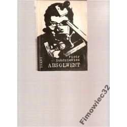 ABSOLWENT PPIOTR BOHDZIEWICZ 1981