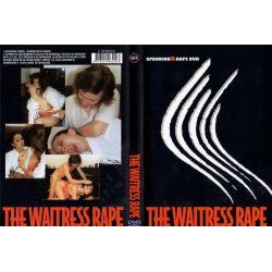 The Waitress Rape Gwałt na kelnerce :-) spanking