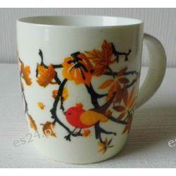 Ceramiczny kubek z motywem-ptaki.