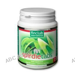 Alga bogata w witaminy -spirulina -Spirdietabs